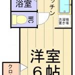 メゾン桜Ⅱ201